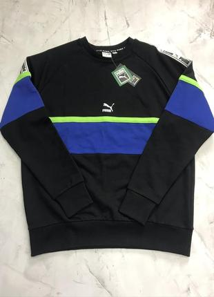 Кофта толстовка свитшот puma hoodie оригинал новая с бирками