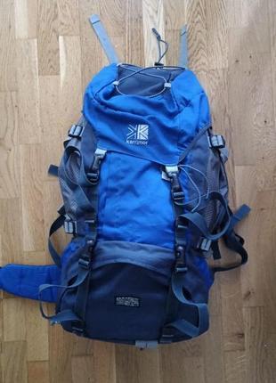 Рюкзак karrimor 50l+10 + чехол от дождя