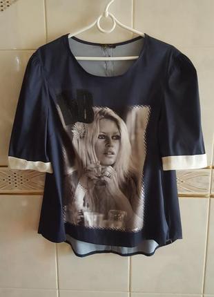 Блюзка футболка туніка