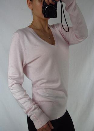 Джемпер светло розовый f&f