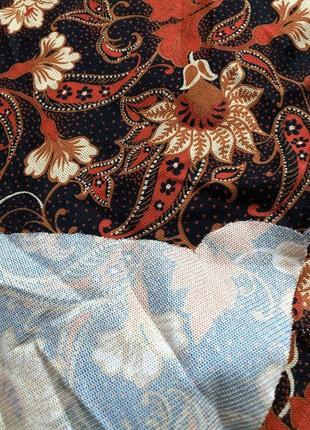 Лускут кремплиновой ткани ткань