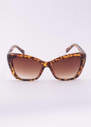 Очки солнцезащитные женские новые модные кошачий глаз