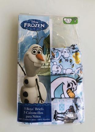 #розвантажуюсь disney frozen olaf набор трусиков трусов для мальчика