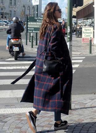 Стильный длиный кардиган-легкое пальто zara- с-m-л