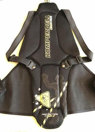 Защита спины велосипедная и на зимние виды спорта komperdell.