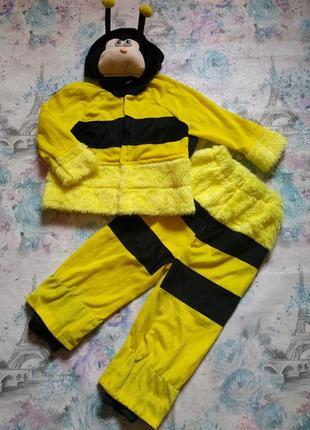 Карнавальный костюм пчелы,пчела,пчёлка бренд party lifs ,на 98 рост