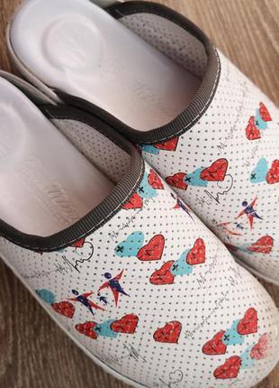 Медицинская обувь женские сабо sale