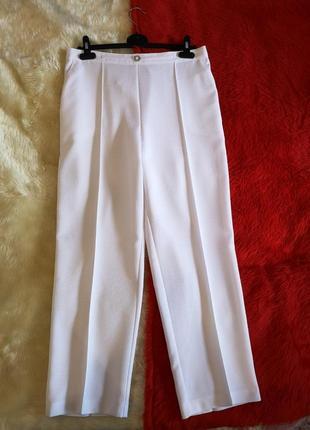 Летние брюки штаны батал marks & spencer