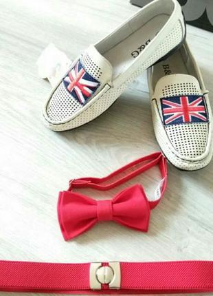 Кожаные туфли для мальчика.  мокасины. лоферы для мальчика.