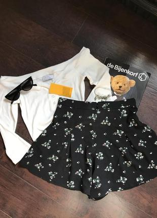 Летние шорты-юбка 💘2 фото