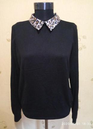 Стильный тонкий свитерок f&f