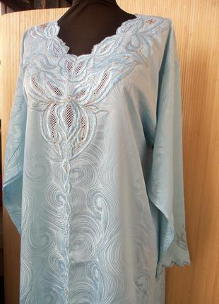 Ажурное восточное платье m-l3 фото