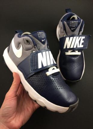 Nike кожаные кроссовки оригинал