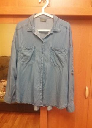Продам рубашку yessica большой размер