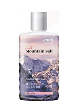 2080 pink salt gargle ополаскиватель для рта, 750 мл