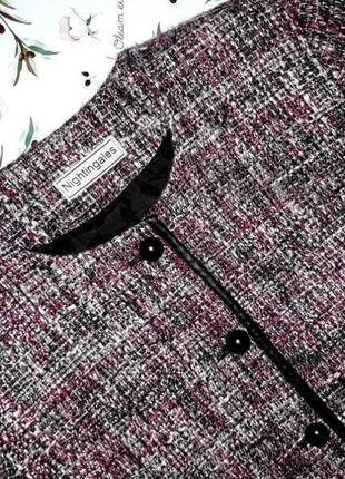 🎁1+1=3 фирменная качественная куртка ветровка демисезон nightingales, размер 50 - 523 фото
