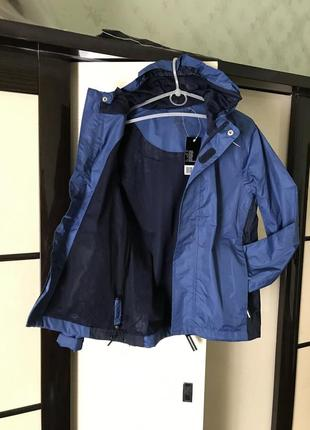 Шикарная курточка ветровка деждевик crivit. германия