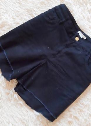 Стильные качественные джинсовые шорты от h&m