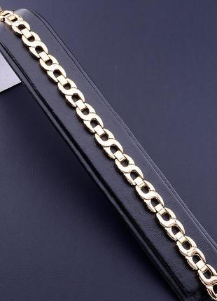 Браслет 'xuping' 20 см. (позолота 18к) 0871110