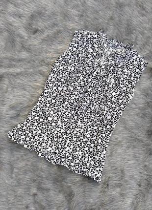 Хлопковая блузка кофточка в сердечки marks & spencer
