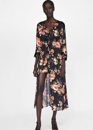 Платье-ромпер zarа sale