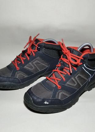Кроссовки для хотьбы туризма походов decathlon оригинал, размер 38