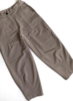 Хлопковые брюки peter o. mahler в стиле gortz rundholz