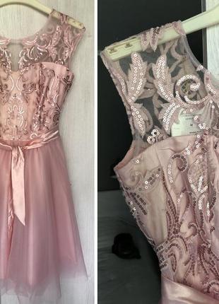 Плаття платье шикарне нове