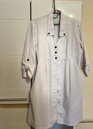 Медицинский халат,медичний халат jasmine
