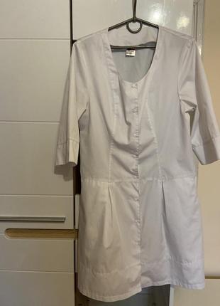 Медичний халат,медицинский халат 48рр