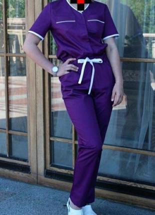 Комбинезон женский медицинский