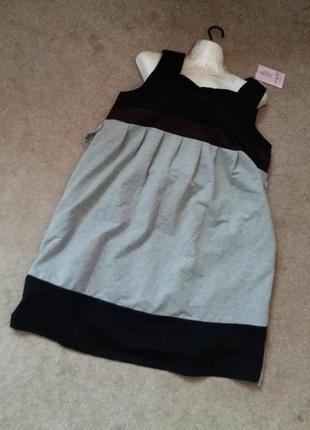 Красивое комфортное платье \сарафан для беременых.качество бомба п27