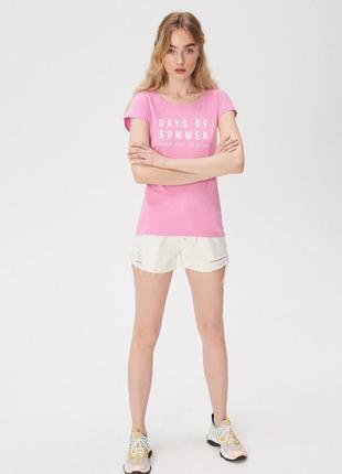 Женская футболка 1078н