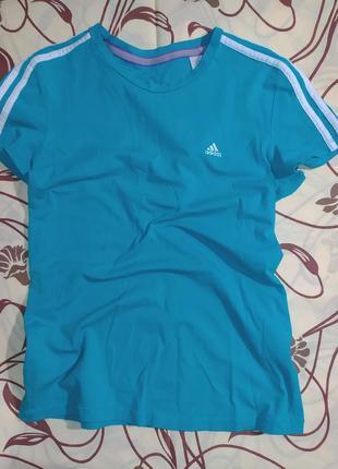 Оригинальна футболка adidas adidas climalite