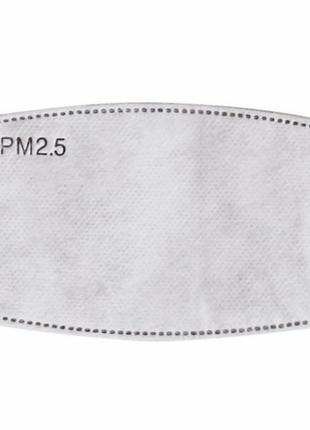 Фильтр pm2.5 для респиратора, защитных тканевых масок