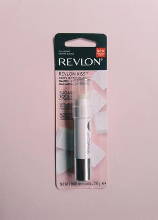 Бальзм-скраб для губ revlon