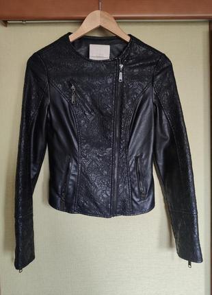 Куртка косуха с вышивкой