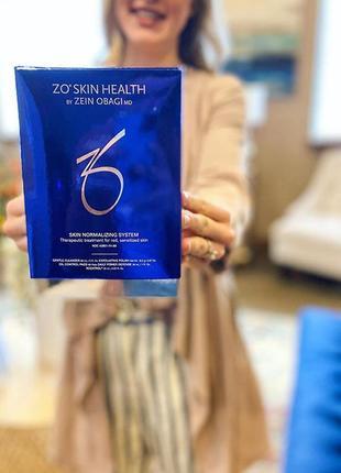 Zo skin health obagi daily skincare program - набор средств для ежедневного ухода за коже
