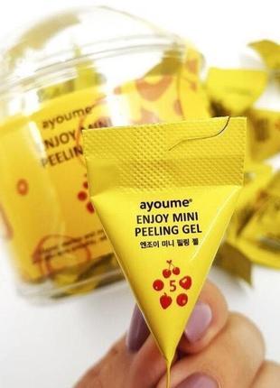 Пілінг-гель з фруктовими кислотами ayoume