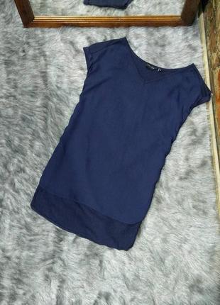 Блуза кофточка топ прямого силуэта new look