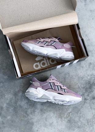 Женские кроссовки adidas ozweego🔥весна осень лето