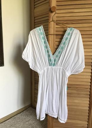 Блуза вышиванка, s/m