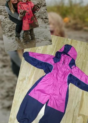 Непромокаемый скафандр комбинезон boys & girls от 3-5лет