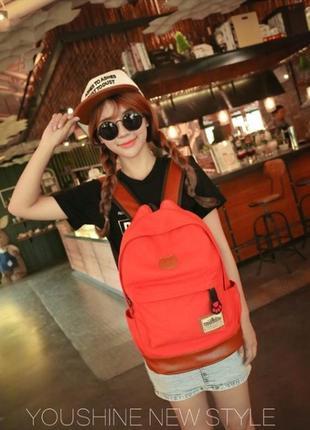 Молодежный рюкзак 3642 фото