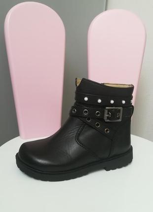 Кожаные ботинки chicco