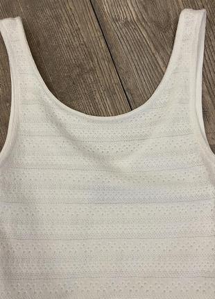 Белое платье в пол divided p.342 фото