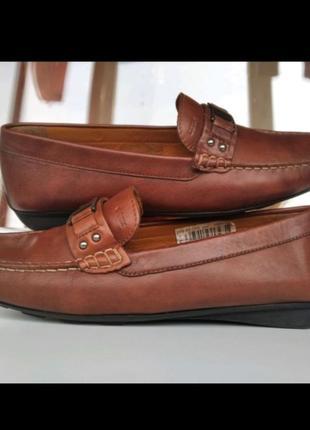 Туфли george кожа натуральная новые