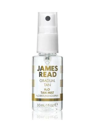 Спрей-автозагар james read h2o tan mist for face 30ml, 100ml