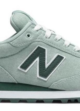 В наличии. оригинал новые кроссовки new balance wl515bmf, 39 рр, 25 см3 фото