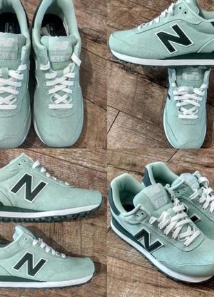В наличии. оригинал новые кроссовки new balance wl515bmf, 39 рр, 25 см1 фото